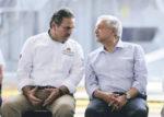 Denuncia AMLO conspiración para destruir a Pemex