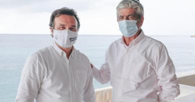 Gracias a Pedro Joaquín por su liderazgo para un retorno seguro de los cruceros: Richard Sasso, presidente de la línea de cruceros internacional MSC Cruises