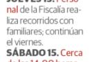 Detienen a acusados de feminicidio de Fátima