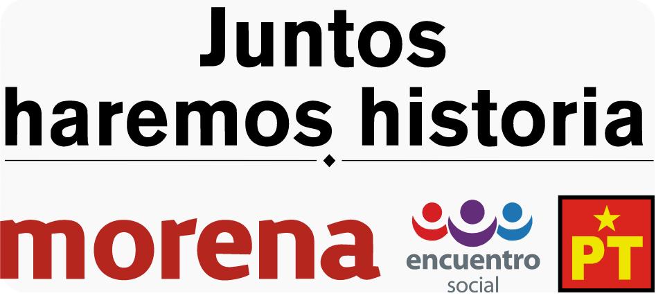 """Afirman representantes políticos que la alianza """"Juntos Haremos Historia"""" va fuerte y en completa unidad"""
