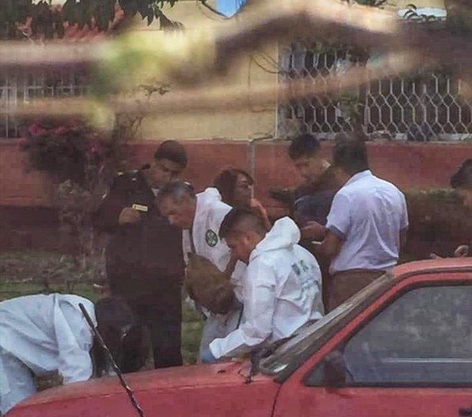 Encuntran cuerpo de mujer en maleta en Coyoacán