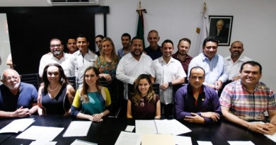 Logran comisiones ordinarias acuerdo a favor de los benitojuarenses