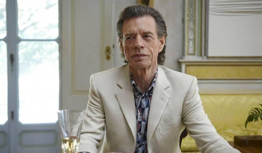 Mick Jagger regresa a la pantalla grande con personaje seductor