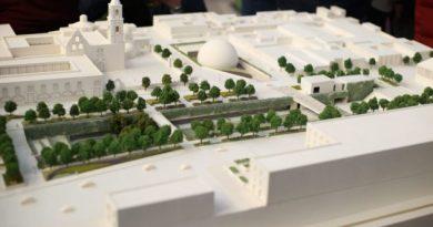Anuncia Del Mazo recuperación del Centro Histórico de Toluca