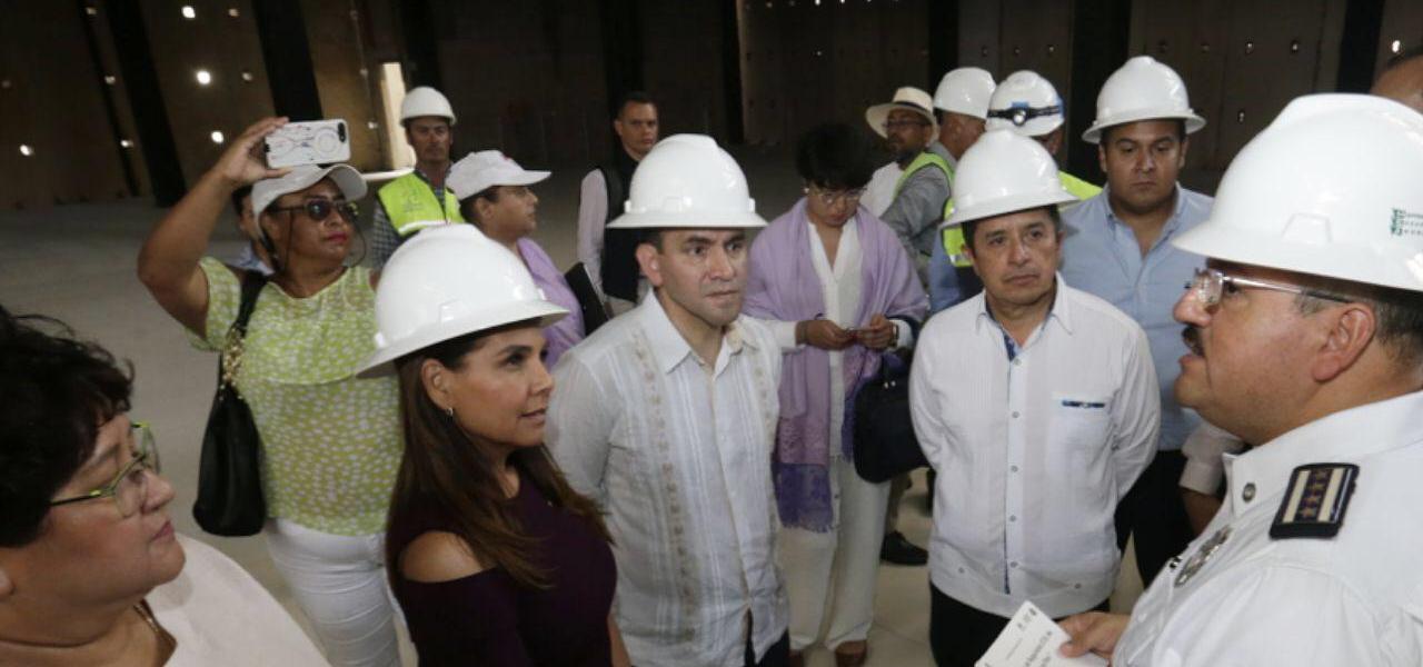 A favor de Cancún suman esfuerzos los tres niveles de Gobierno