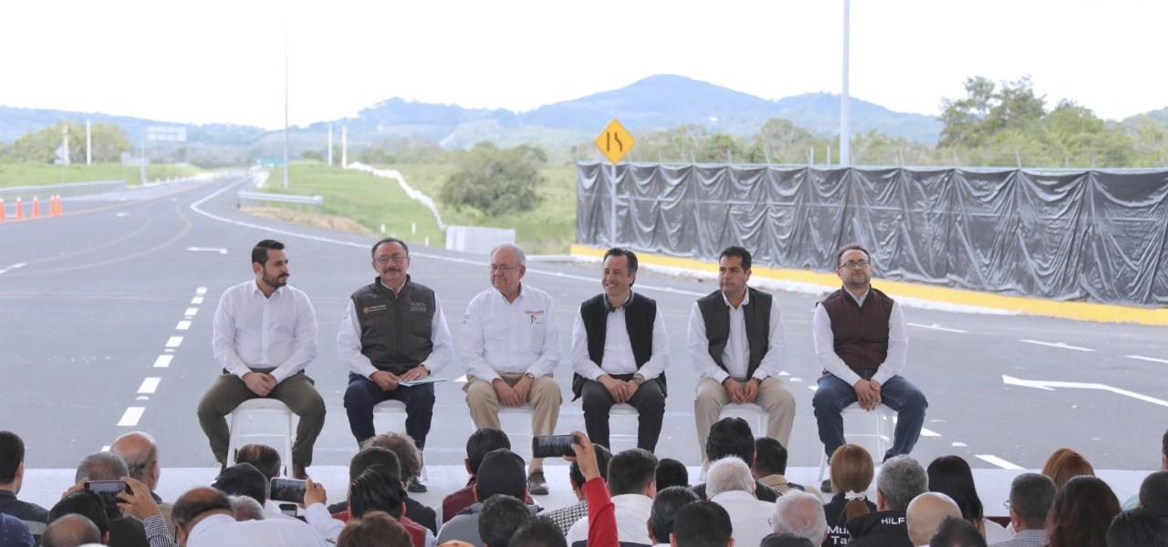 Fundamental desarrollar el norte de Veracruz: Cuitláhuac García