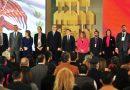 Inauguran Ebrad y Aispuro el Foro Mundial WSDF Durango 2020