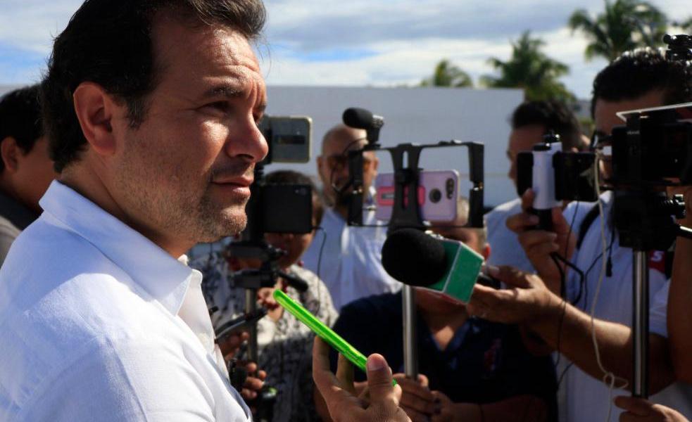 Prevenir una crisis económica y de salud, prioridades para Pedro Joaquín en Cozumel