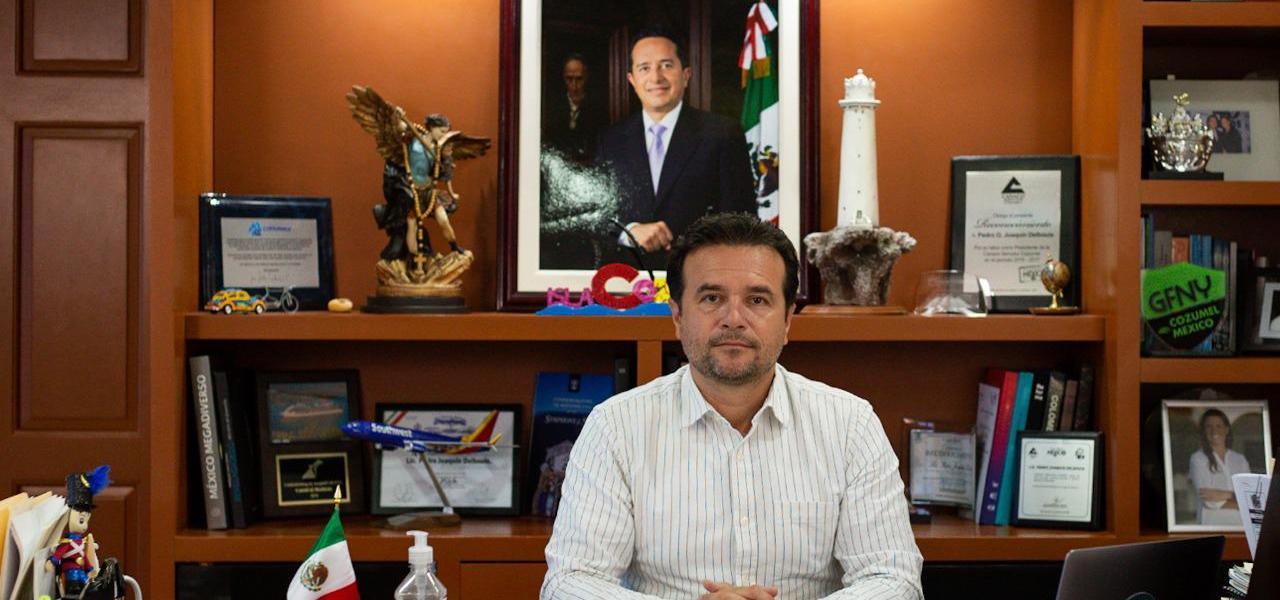Llama Pedro Joaquín a autoridades federales a reactivar la pesca para autoconsumo en Cozumel
