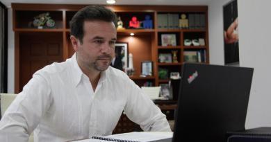 Llama Pedro Joaquín a la población de Cozumel a no bajar la guardia ante la lucha contra el Covid-19