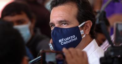 Llama Pedro Joaquín a la SCT a regular cruces de Playa del Carmen-Cozumel en favor de una reactivación económica y turística segura