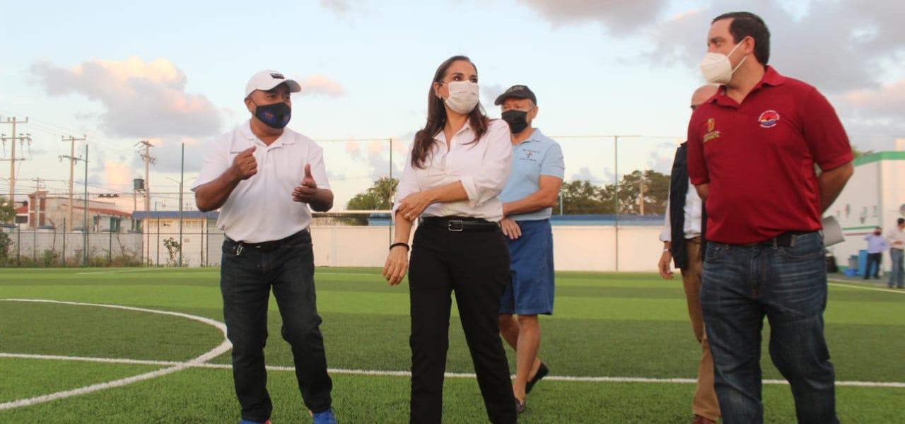 FORTALECE GOBIERNO MUNICIPAL TEJIDO SOCIAL A TRAVÉS DEL DEPORTE