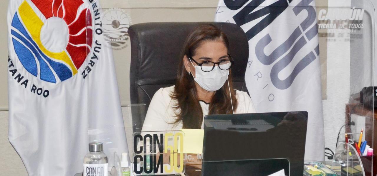 GOBIERNO DE BJ PREPARADO PARA LA ATENCIÓN DE SARGAZO EN 2021