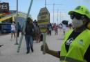 """EN ISLA MUJERES CONTINÚA EXHORTO DE LAS """"GORRAS AMARILLAS"""" PARA EL USO CORRECTO DEL CUBREBOCAS"""