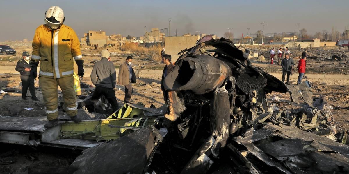 Canadá confirma que el avión fue derribado por un misil iraní