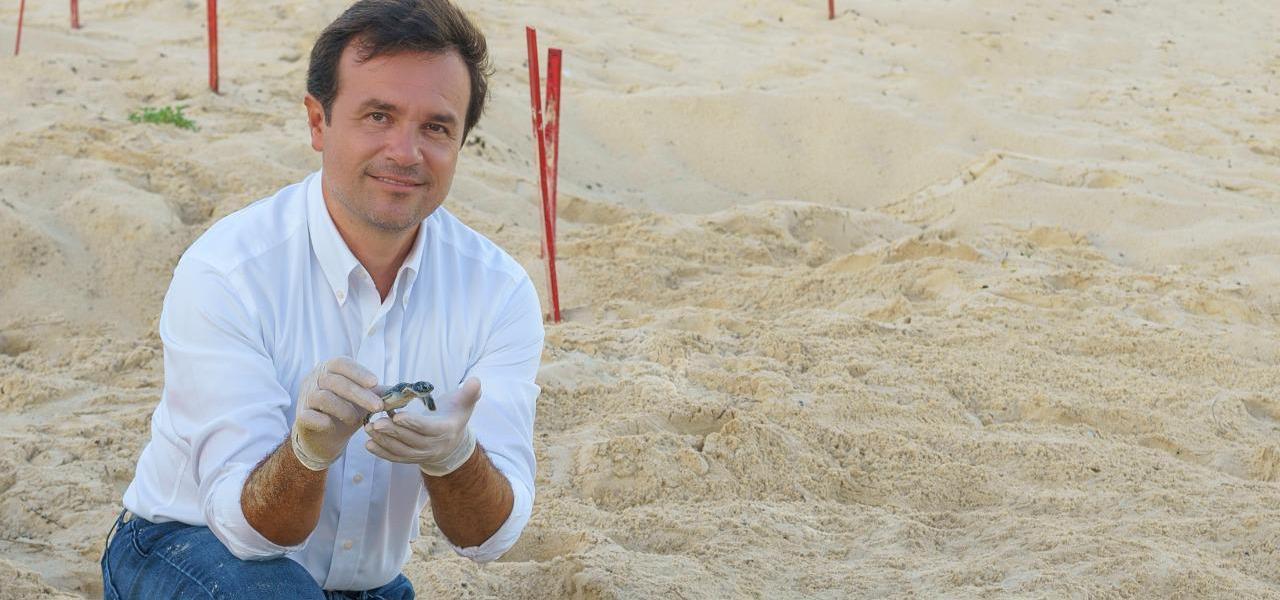 Pese al Covid-19, en Cozumel se fomenta la cultura de respeto hacia la flora y fauna: Pedro Joaquín