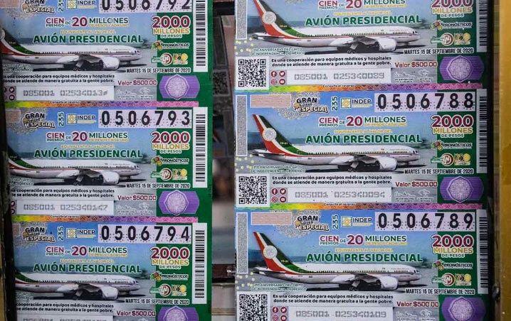 Comienza la venta de billetes en Cancún para la rifa del avión presidencial