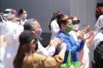 En Nuevo León, 35 policías y 8 médicos superan el COVID-19