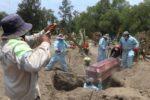 Con 353 decesos en un día, se triplican muertes por COVID-19 en México