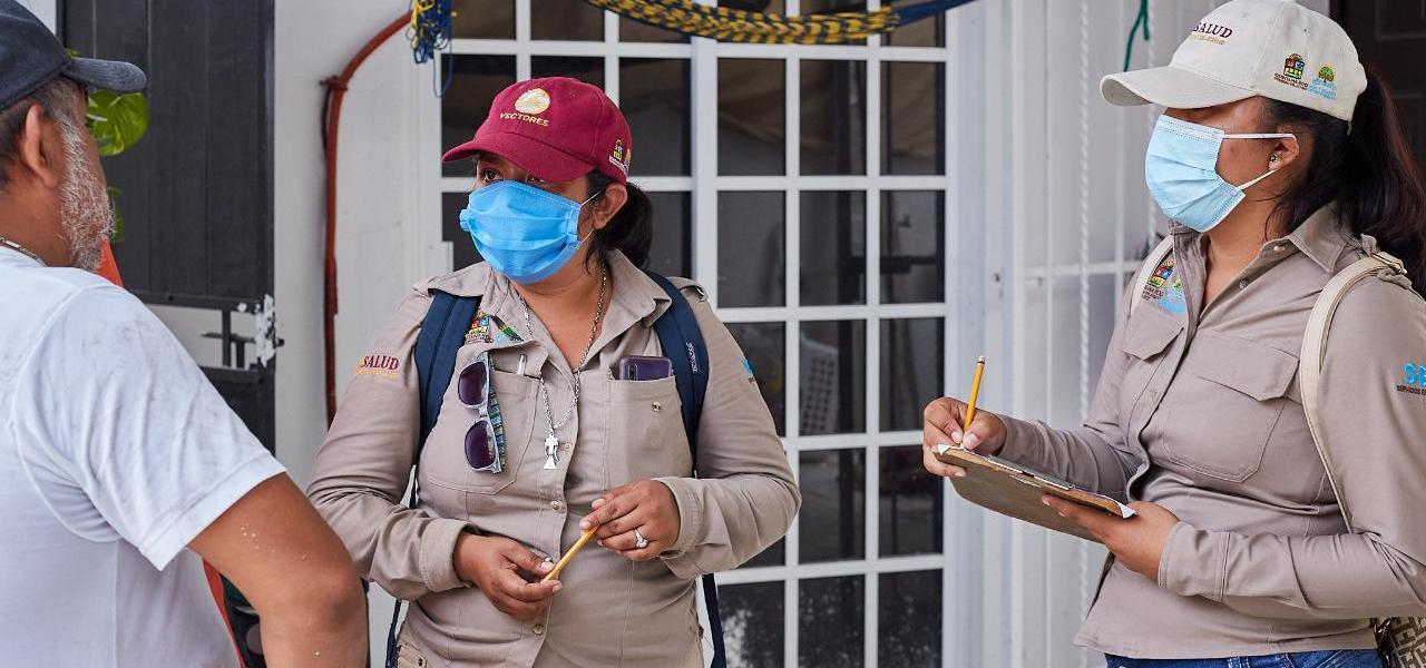 Refuerza gobierno de Pedro Joaquín acciones para garantizar servicios públicos de calidad a la gente de Cozumel