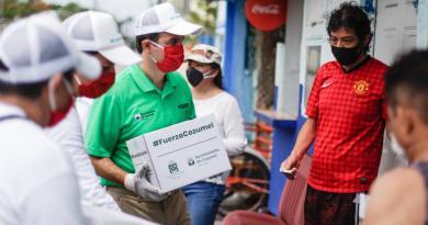 En Cozumel ¡Somos Fuerza!, en dos años de gobierno atendimos más de 125 mil gestiones: Pedro Joaquín