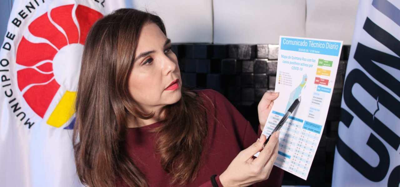 PIDE MARA LEZAMA MANTENER LA GUARDIA EN ALTO Y AVANZAR EN LA REACTIVACIÓN ECONÓMICA