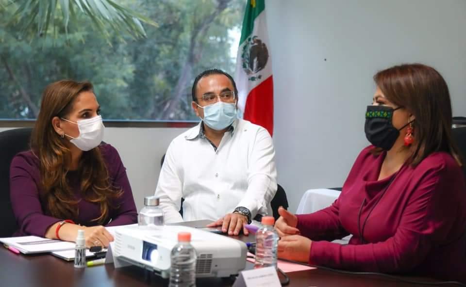 MUNICIPIO DE BENITO JUÁREZ PRESENTA ANTE CONAVIM RESULTADOS EN ATENCIÓN A VIOLENCIA DE GÉNERO