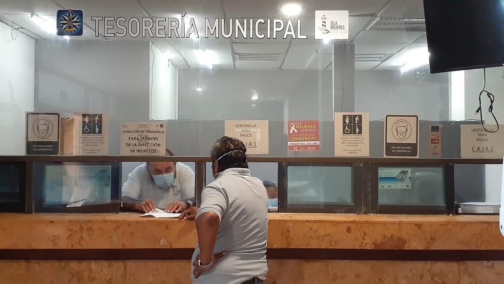 ADELANTA MUNICIPIO DE ISLA MUJERES DESCUENTOS DEL PREDIAL CORRESPONDIENTE AL EJERCICIO FISCAL 2021