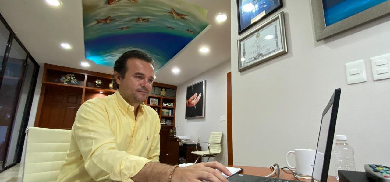 Se suman hoteleros al Plan Estratégico de Reactivación Económica y Turística de Cozumel que promueve el gobierno de Pedro Joaquín