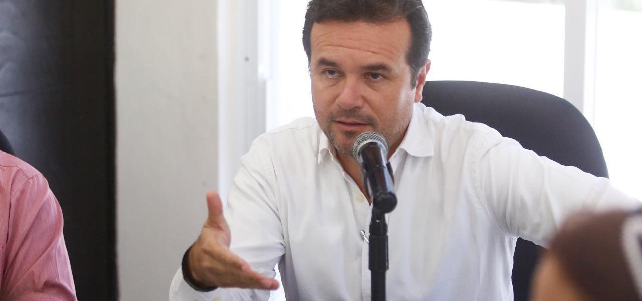 Fortalece Pedro Joaquín obras y servicios públicos para brindar mejor calidad de vida a los habitantes de Cozumel