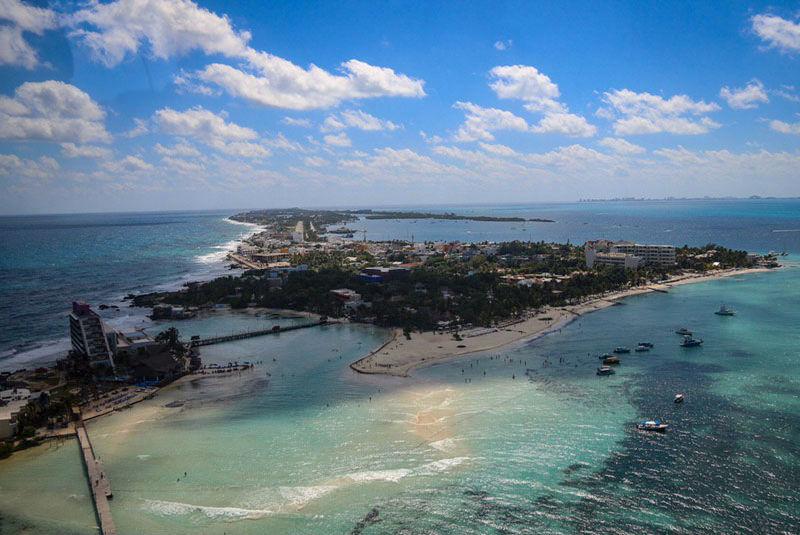 Reconocen belleza de playas de Quintana Roo