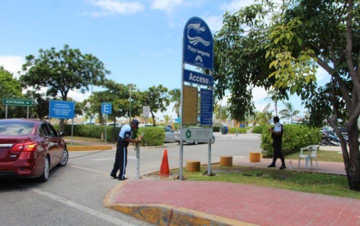 Cancún: Playas Limpias de Sargazo hoy 12 de junio de 2020