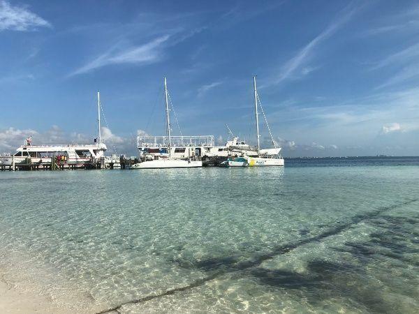 Cancún: Playas Limpias de Sargazo hoy 10 de febrero de 2020