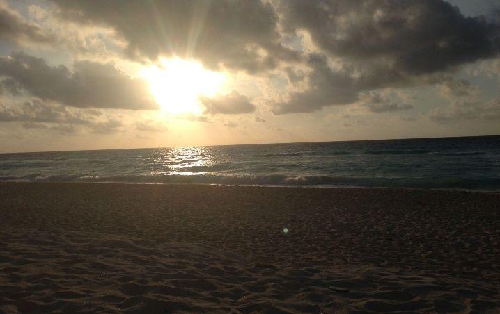 Cancún: Playas Limpias de Sargazo hoy 18 de febrero de 2020