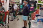 Captan al presidente de Portugal en el supermercado y en traje de baño (FOTO)