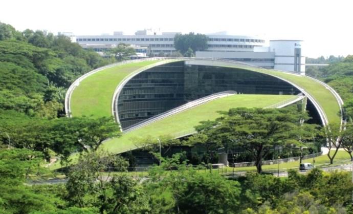 Технологический университет Наньянг в Сингапуре