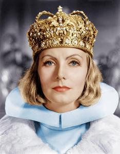 Гретта Гарбо в роли королевы Христины