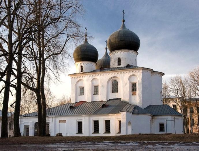 Собор Антониева монастыря, 1119 год