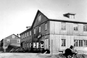 Здание, где была организована первая выставка-ярмарка ИКЕА
