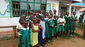 054 School children 6 - Masaba