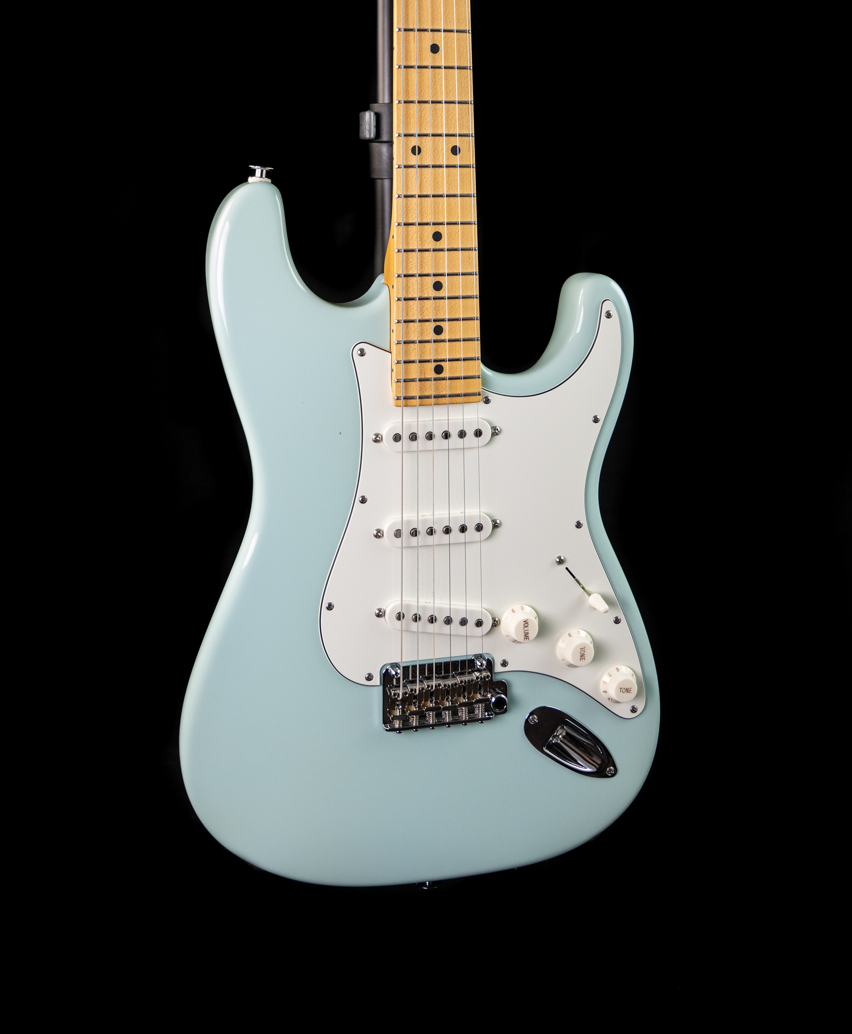 Suhr Classic S in Sonic Blue