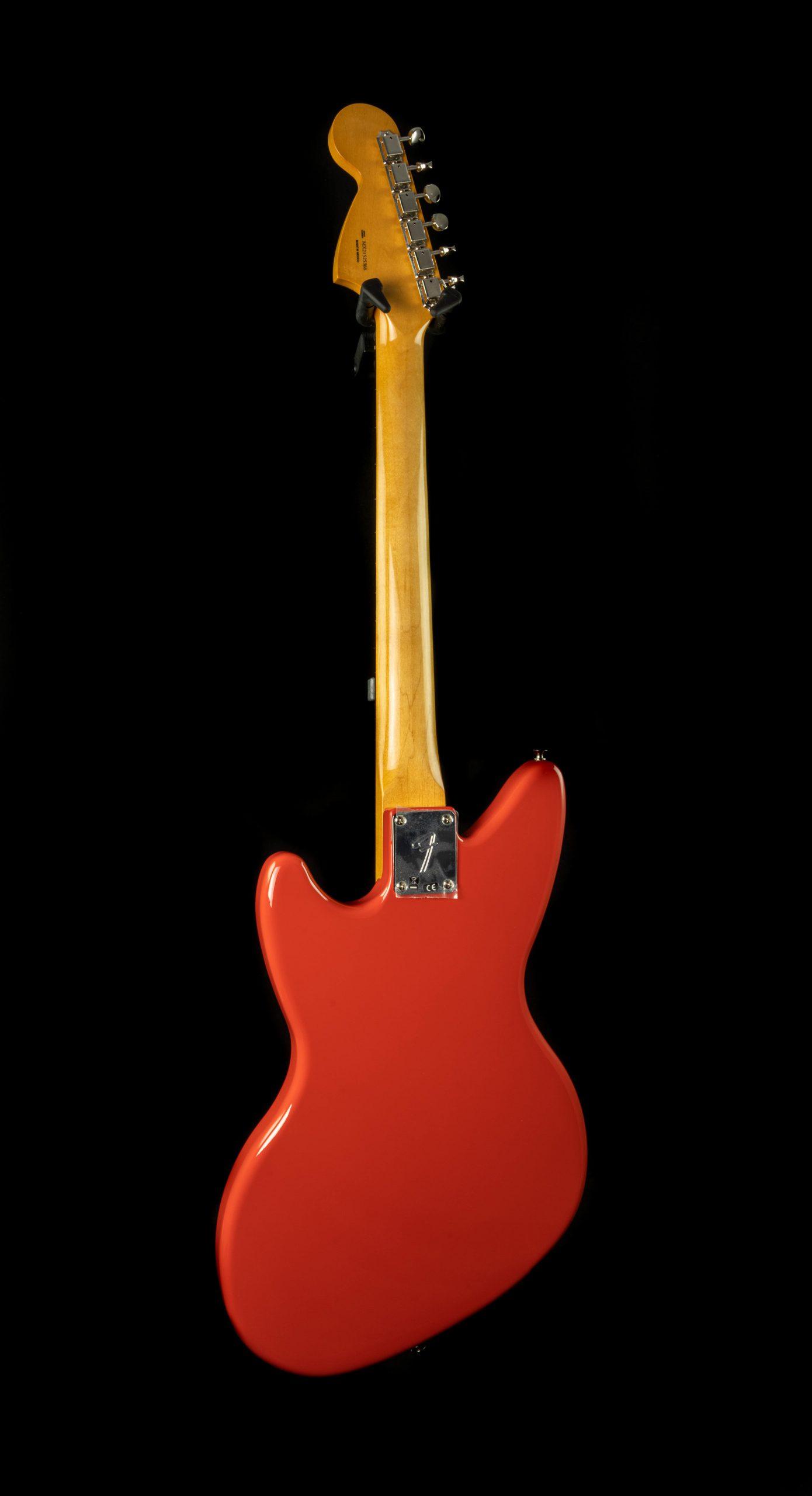Fender Kurt Cobain Jag-Stang in Fiesta Red