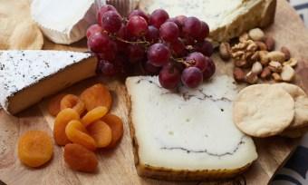 cheese, lidijas kitchen, platter, grapes
