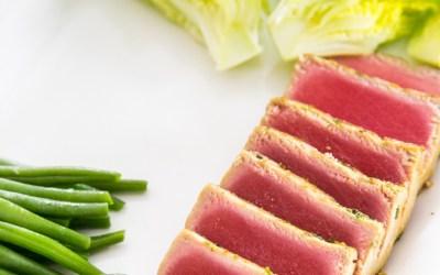 A Tuna Niçoise Salad Recipe