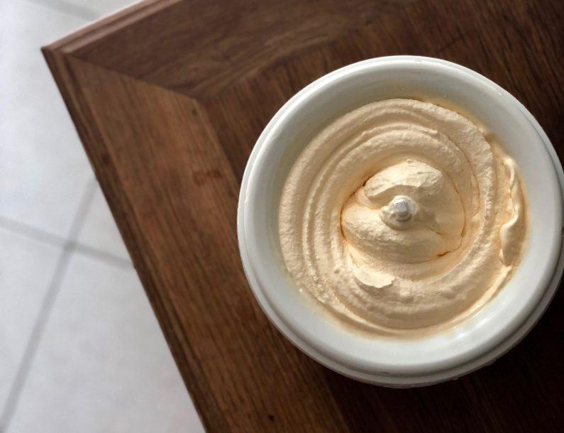 The Perfect Vanilla Ice-Cream Recipe
