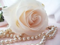Pearls With Flowers Wallpapers (10)