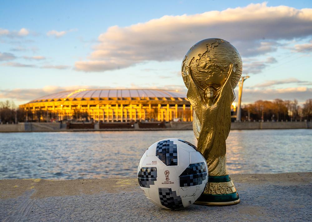 football fifa world cup 2018