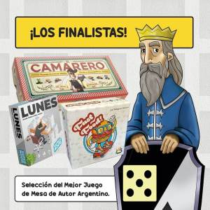 Neue Spiele aus Lateinamerika, Teil 9/2019