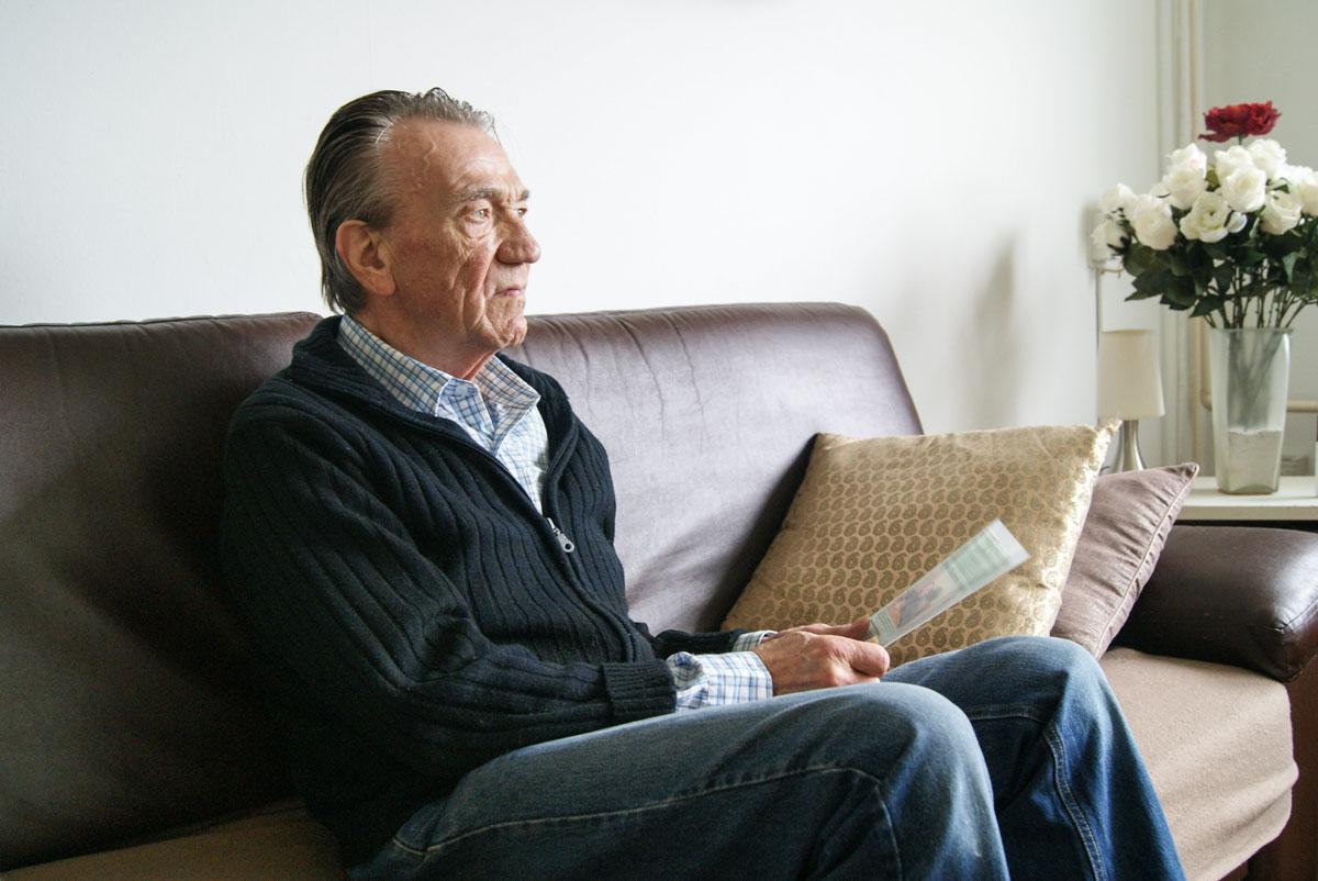 portret fotografie zeeland oudere senioren zorg