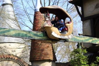Unser Wochenende im Freiezeitpark Efteling in Holland - unterwegs mit Kindern im größten Freizeitpark Hollands!